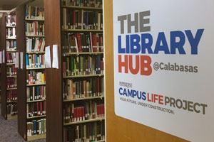 Pepperdine University Calabasas Library Hub
