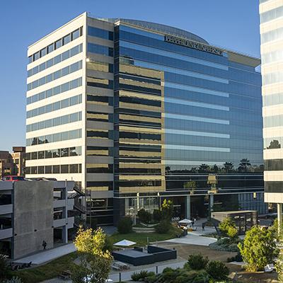 exterior of West LA Graduate Campus