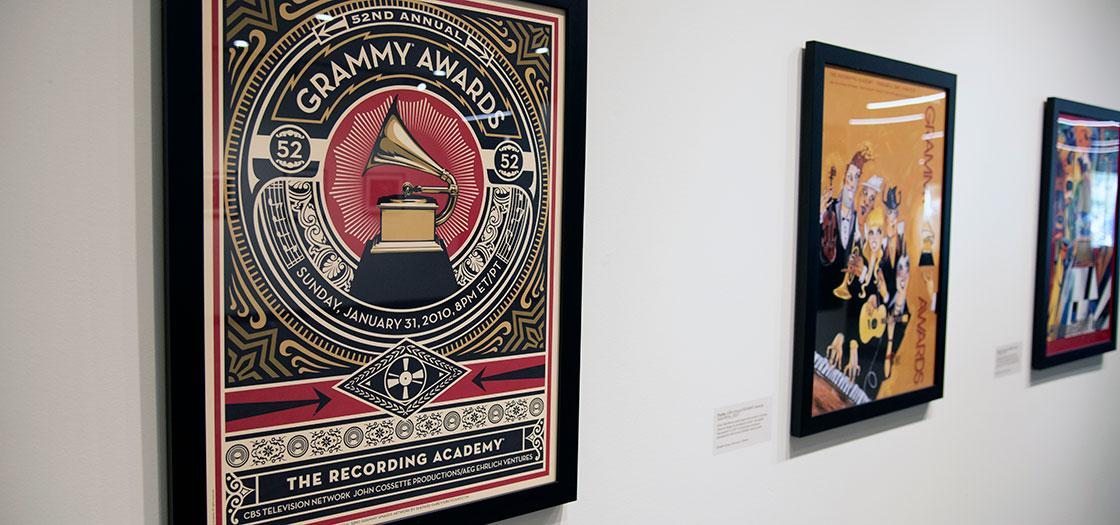 Posters for the GRAMMY Awards