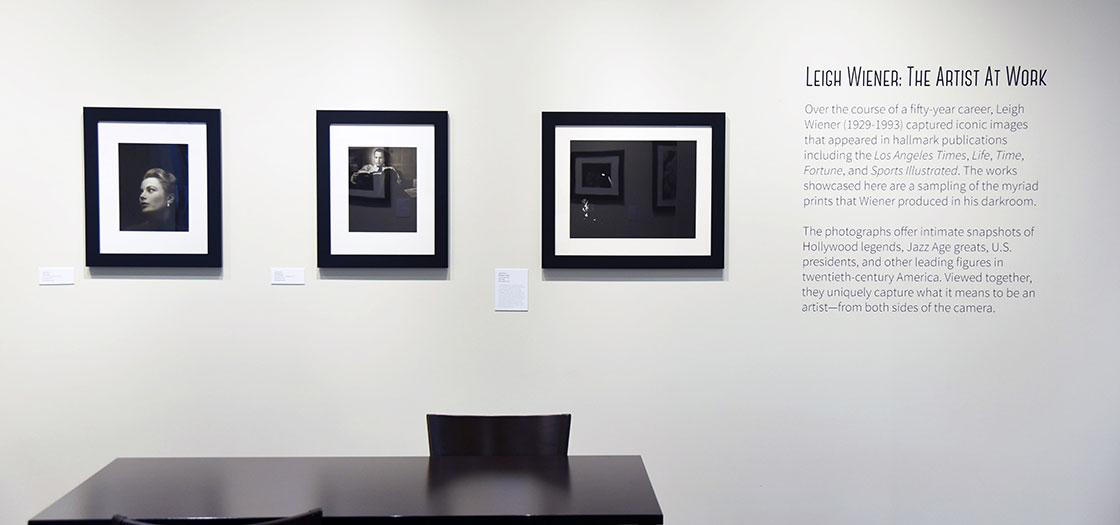 Some of Leigh Wiener's photographs
