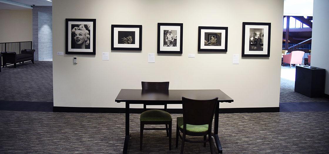 Wiener photographs including Billie Holiday and Mahalia Jackson