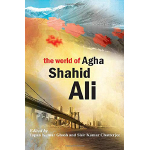 book cover for World of Agha Shahid Ali