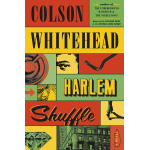 Book cover for Harlem Shuffle