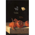 book cover - The Pensive Image: Art as a Form of Thinking