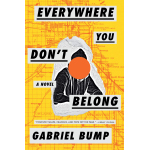book cover for Everywhere You Don't Belong