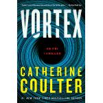 Book cover for Vortex: An FBI Thriller