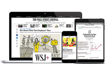 Activate Your Wall Street Journal Membership at WSJ.com/Pepperdine