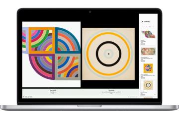 laptop icon with screenshot of Artstor